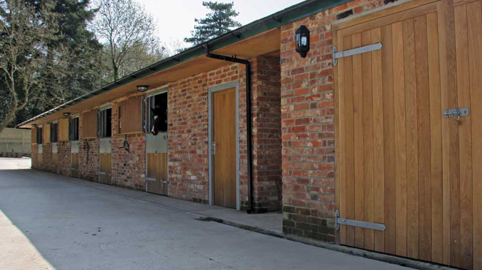 Equestrian Construction